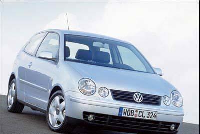 Фото 2 Volkswagen Polo 3 дв. хэтчбек