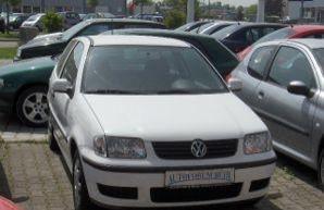 Фото 3 Volkswagen Polo 3 дв. хэтчбек