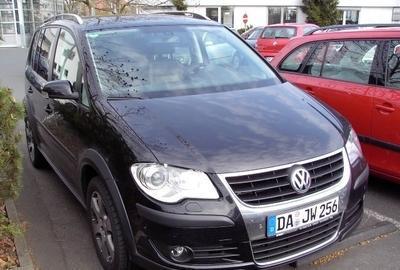 Фото 1 Volkswagen Touran 5 дв. минивэн