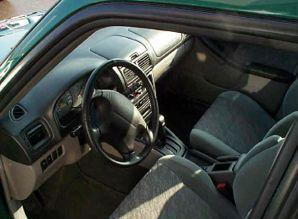 Фото 2 Subaru Impreza 4 дв. седан