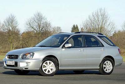 Фото 1 Subaru Legacy 4 дв. седан