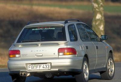 Фото 2 Subaru Legacy 4 дв. седан