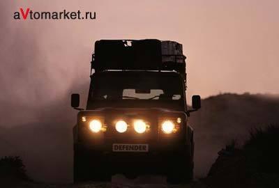 Фото 1 Land Rover Defender 5 дв. внедорожник