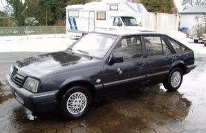 Фото 4 Opel Ascona 5 дв. хэтчбек