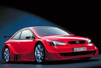 Фото 2 Opel Astra 2 дв. купе