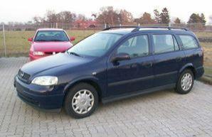 Фото 2 Opel Astra 5 дв. универсал