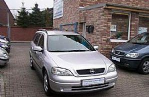 Фото 4 Opel Astra 5 дв. универсал