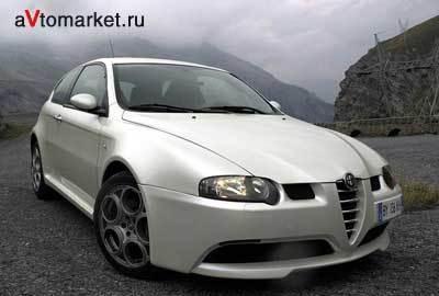 Фото 3 Alfa Romeo 147 3 дв. хэтчбек