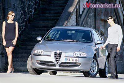 Фото 4 Alfa Romeo 147 3 дв. хэтчбек