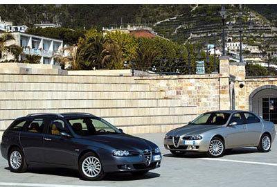 Фото 3 Alfa Romeo 156 4 дв. седан