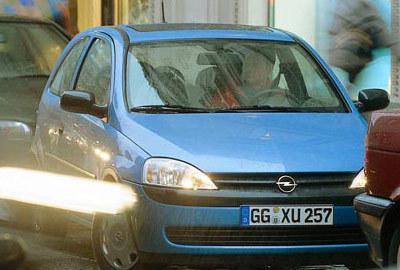 Фото 1 Opel Corsa 3 дв. хэтчбек