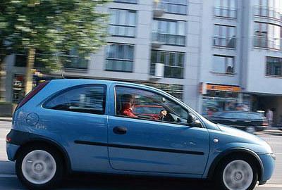 Фото 2 Opel Corsa 3 дв. хэтчбек