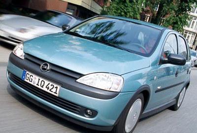 Фото 3 Opel Corsa 3 дв. хэтчбек