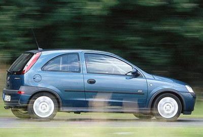 Фото 4 Opel Corsa 3 дв. хэтчбек