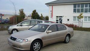 Фото 2 Lexus IS 4 дв. седан