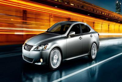 Фото 4 Lexus IS 4 дв. седан