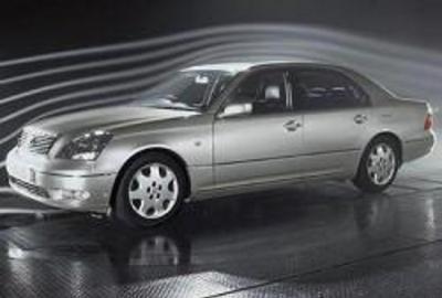 Фото 2 Lexus LS 4 дв. седан