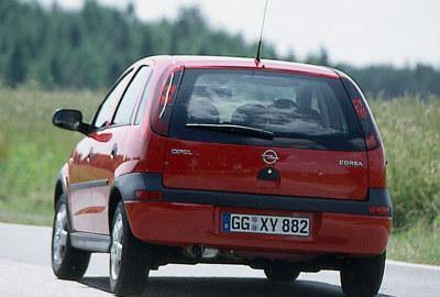 Фото 1 Opel Corsa 5 дв. хэтчбек