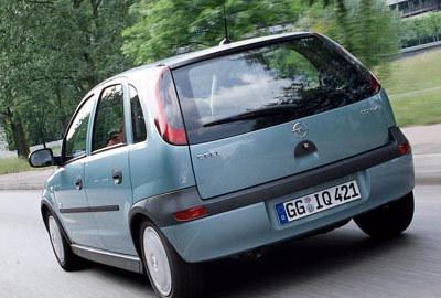 Фото 4 Opel Corsa 5 дв. хэтчбек
