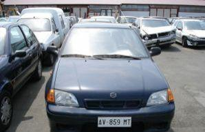 Фото 3 Suzuki Swift 3 дв. хэтчбек