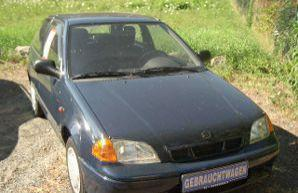 Фото 4 Suzuki Swift 3 дв. хэтчбек