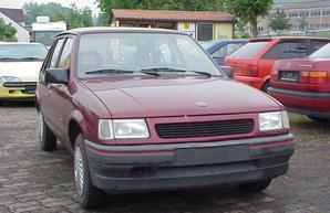 Фото 2 Opel Corsa 5 дв. хэтчбек