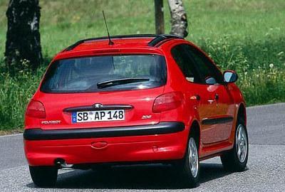 Фото 1 Peugeot 206 5 дв. хэтчбек