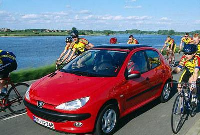 Фото 2 Peugeot 206 5 дв. хэтчбек