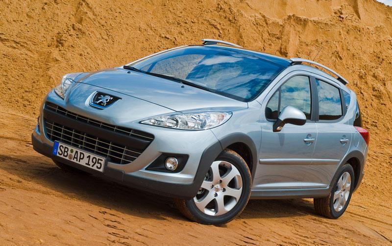 Фото 3 Peugeot 207 5 дв. универсал