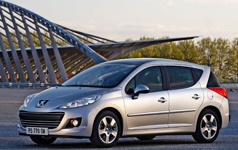Фото 4 Peugeot 207 5 дв. универсал