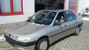 Фото 3 Peugeot 306 4 дв. седан