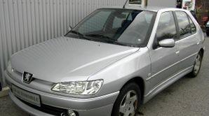 Фото 3 Peugeot 306 5 дв. хэтчбек