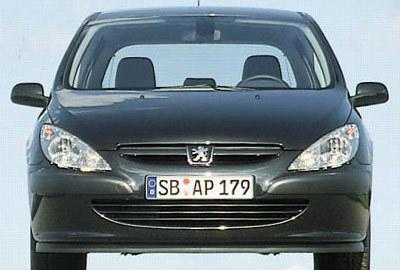 Фото 1 Peugeot 307 3 дв. хэтчбек