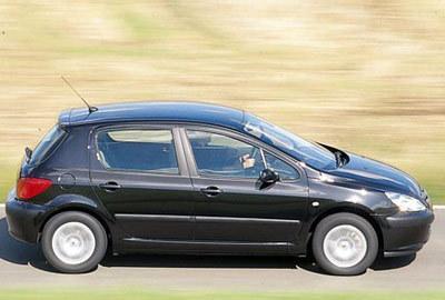 Фото 4 Peugeot 307 5 дв. хэтчбек