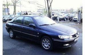 Фото 1 Peugeot 406 4 дв. седан