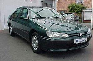Фото 3 Peugeot 406 4 дв. седан