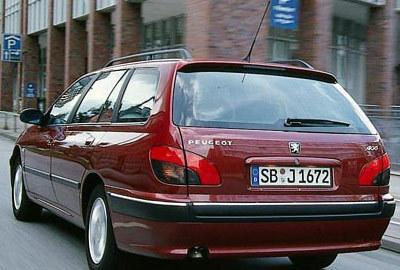 Фото 2 Peugeot 406 5 дв. универсал