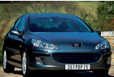 Фото 3 Peugeot 407 4 дв. седан