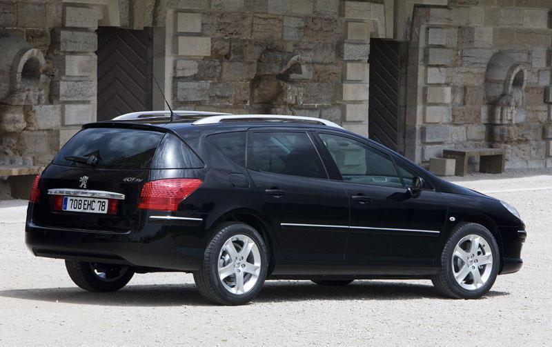 Фото 1 Peugeot 407 5 дв. универсал
