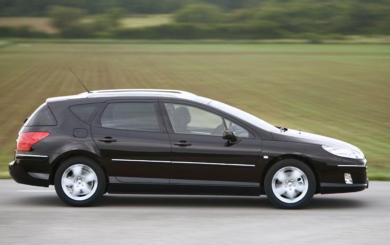 Фото 2 Peugeot 407 5 дв. универсал
