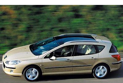 Фото 3 Peugeot 407 5 дв. универсал