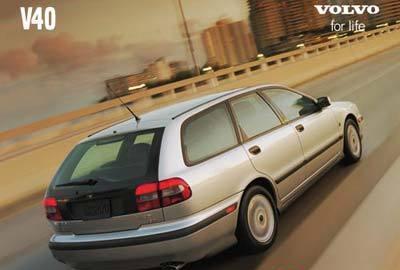 Фото 1 Volvo V40 5 дв. универсал