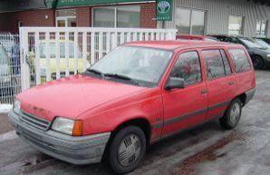 Фото 1 Opel Kadett 5 дв. универсал
