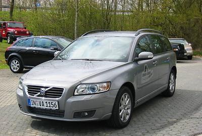 Фото 3 Volvo V50 5 дв. универсал