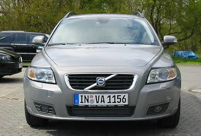 Фото 4 Volvo V50 5 дв. универсал