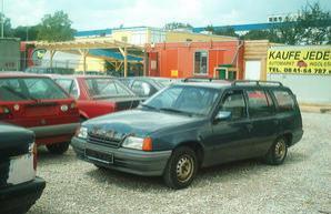 Фото 2 Opel Kadett 5 дв. универсал