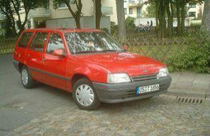Фото 4 Opel Kadett 5 дв. универсал
