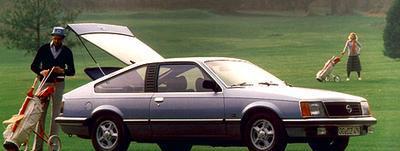 Фото 1 Opel Kadett 3 дв. хэтчбек