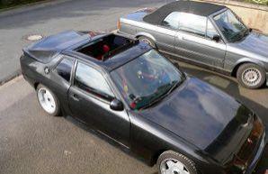 Фото 2 Porsche 928 3 дв. купе
