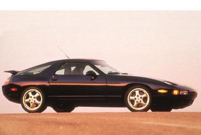 Фото 3 Porsche 928 3 дв. купе